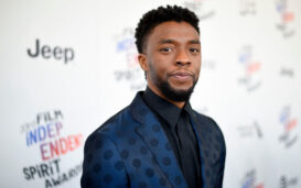 Recently deceased actor Chadwick Boseman has made history at the SAG Awards with two of his movies. Find out about the new record here.