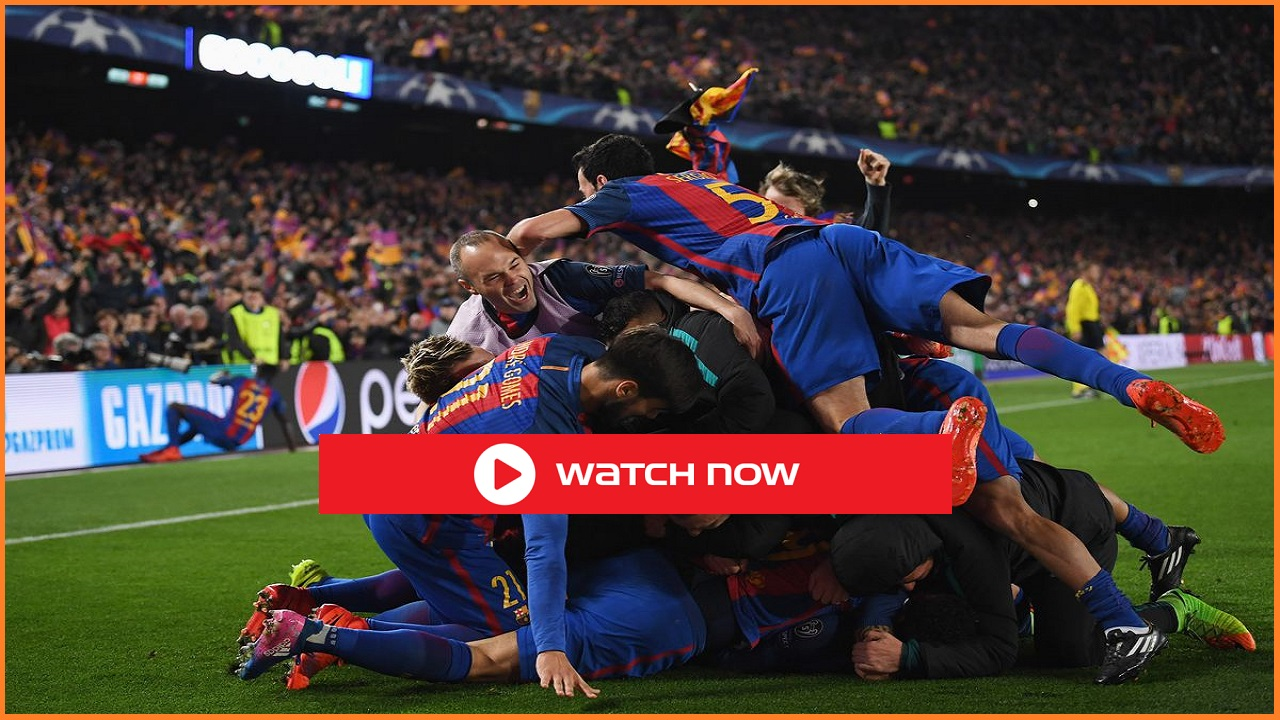 The Barcelona vs PSG game in the UEFA Champions League Finals is going to be huge. Here's all the places you can live stream the game for free.
