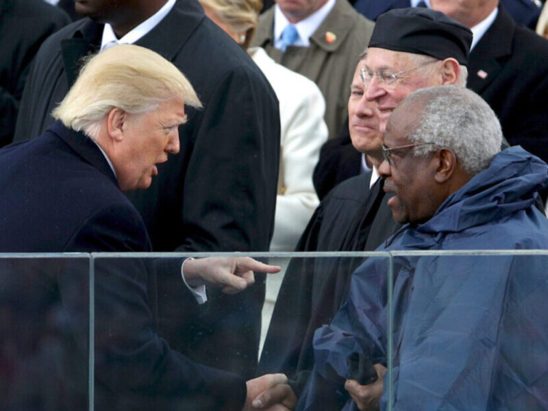 Clarence Thomas has always been known for his conservative-leaning views, so is he also in support of voter fraud claims? Find out his beliefs here.