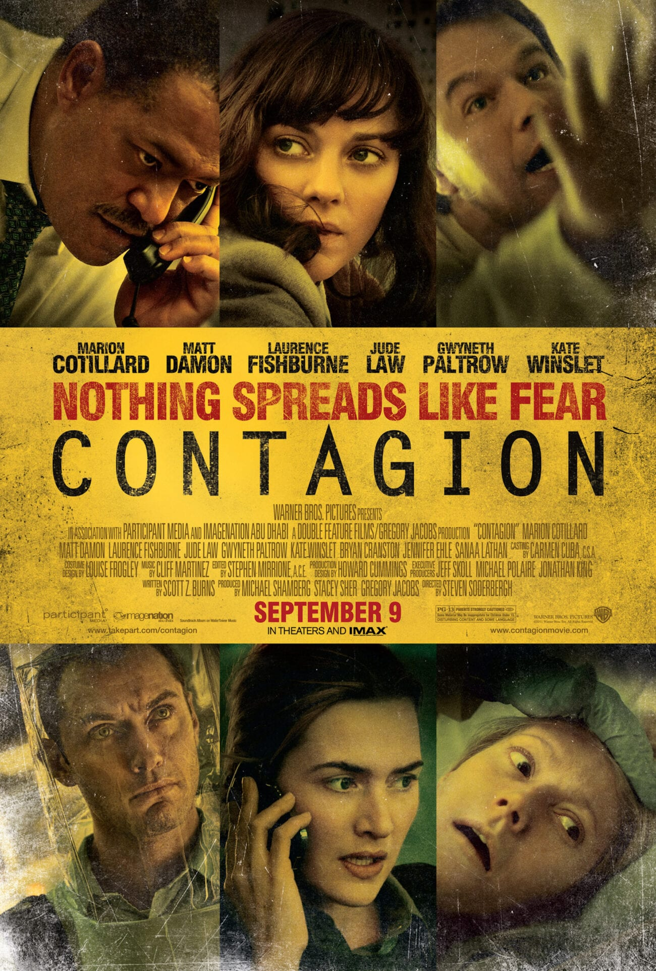 Of all the things governments are seeking guidance from, we never thought the 'Contagion' film would be one of them. Here's how it's helping the UK.