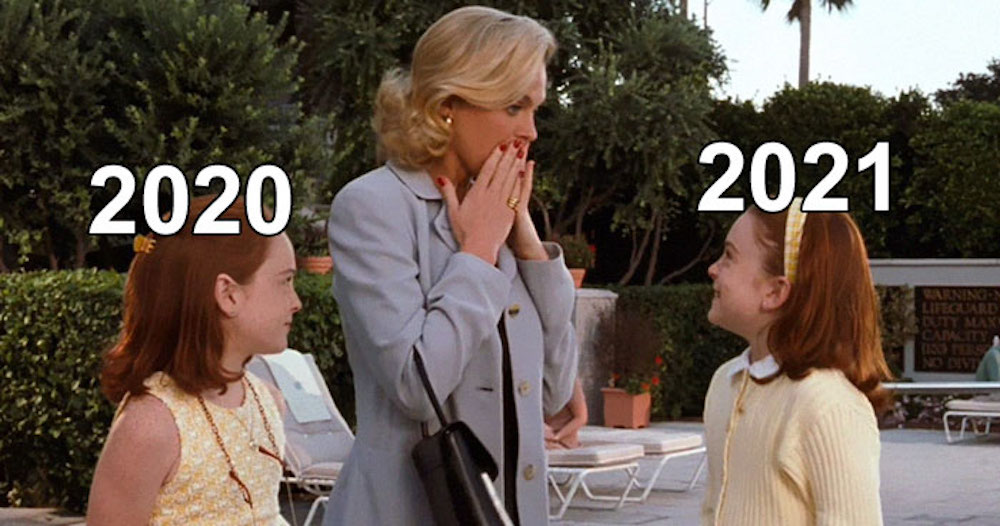 Man, 2021 has already been a s*** show, hasn't it? Here are some of the best dark humor memes to come out of 2021.