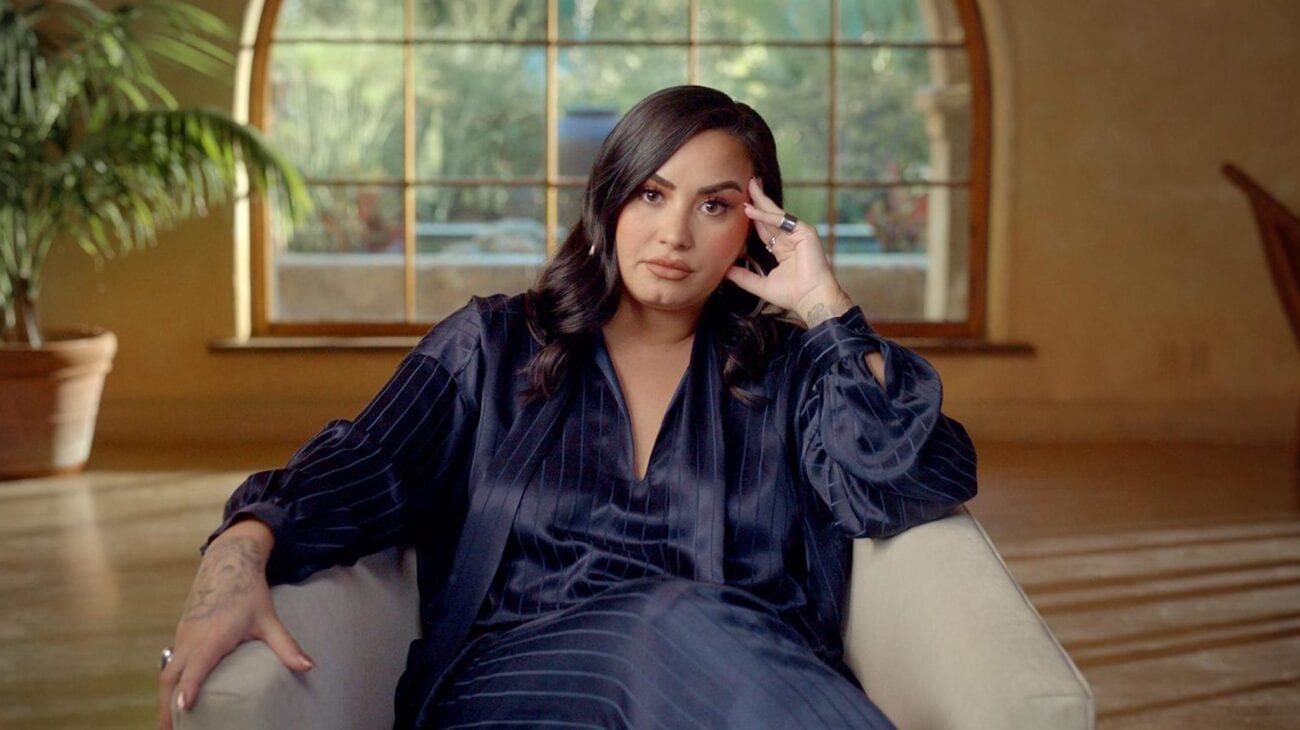 The first trailer for 'Demi Lovato: Dancing with the Devil' goes into the shocking effects of the singer's overdose at a young age. See what to expect.