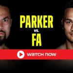 Joseph Parker is ready to face Junior Fa. Discover how to live stream the boxing match online for free.