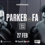 Joseph Parker is set to take on Junior Fa in the boxing ring. Find out how to live stream the match online for free.