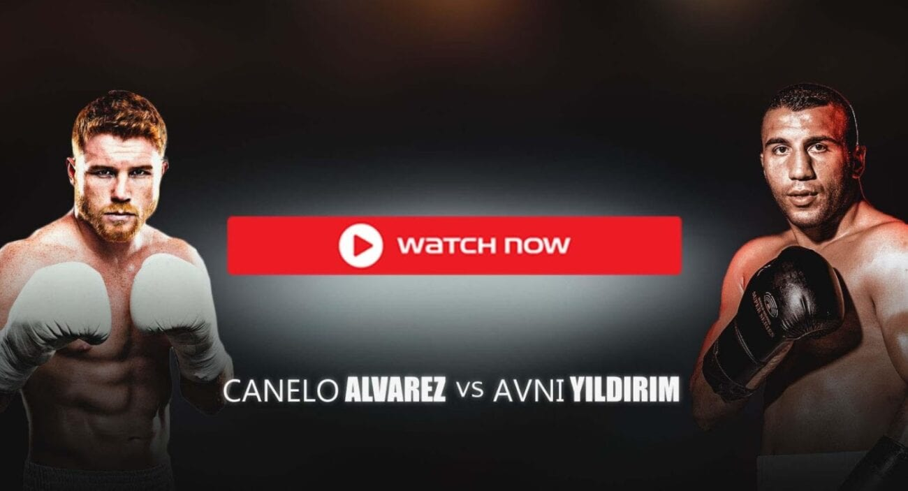 Alvarez is ready to take on Avni Yildirim in the boxing ring. Find out how to live stream the anticipated match online.