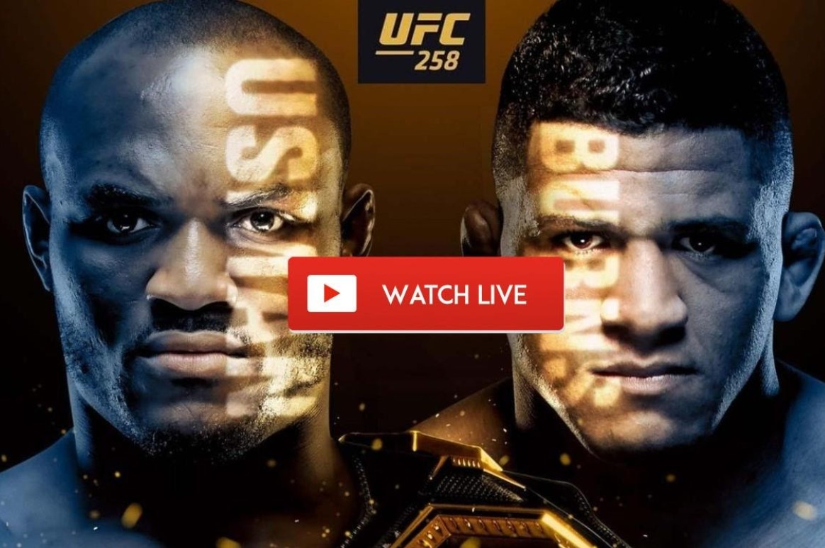 Check Mma Fight Tv Guide For Ufc 258 Live Free Film Daily