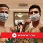 Arroyo is gearing up to face Rodriguez in the boxing ring. Find out how to live stream the interim title online for free.