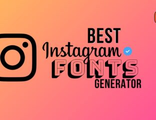 The right font and text can help your Instagram posts gain more attention. Check out how an Instagram text generator can help boost your posts.
