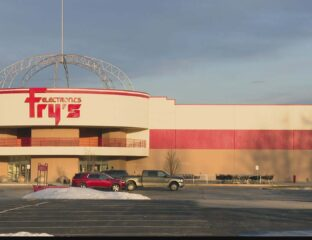 Patrons of Fry's Electronics won't be able to shop there anymore. They're immediately closing their doors, permanently.