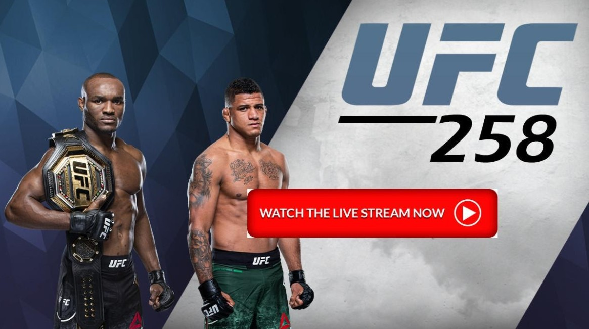 It's finally fight night. Find out how to live stream the anticipated the UFC 258 event online for free.