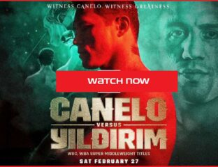 Yildirim is going to face Canelo Alvarez. Find out how to live stream the boxing match online for free.