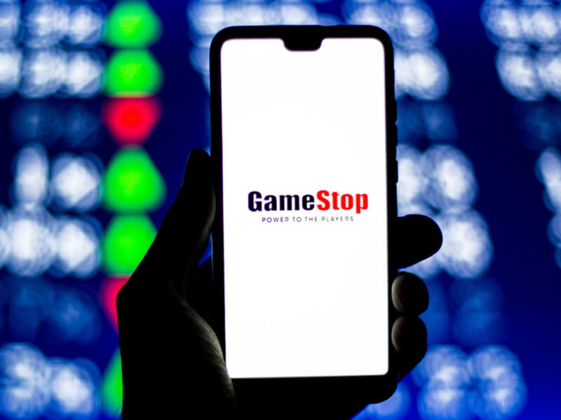 The GameStop stock price is ready to blast off! But were you one of the lucky investors? Take a look at the internet's most hilarious reactions.