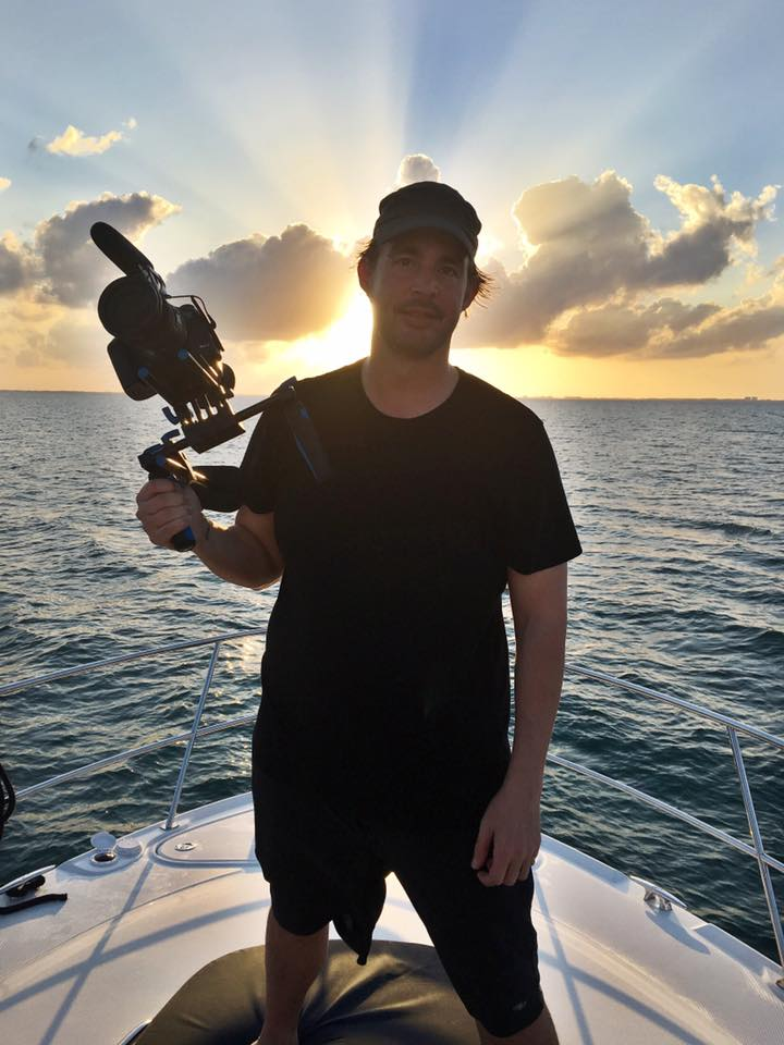 Gavin Michael Booth is the director of the new film 'Last Call'. Learn about Booth and his creative approach to filmmaking.