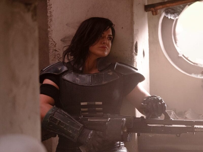 Lucasfilm fired Gina Carano from 'The Mandalorian' and future Star Wars projects. Here are four actresses to pick up where she left off.