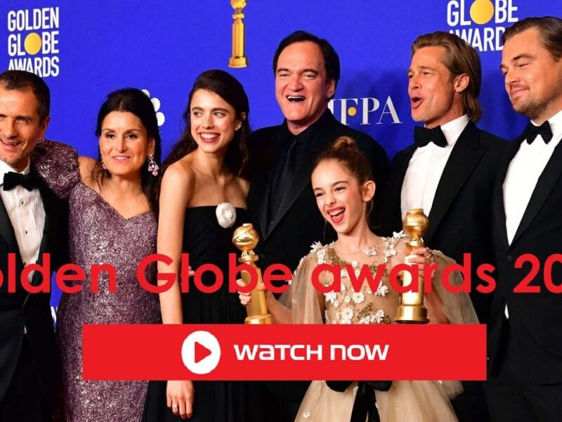 The 78th Golden Globe Awards, which was postponed for about two months will take place today. Here's the live stream from Reddit now.