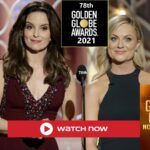 The 78th annual Golden Globe Awards are happening live tonight. Take a look at the best ways to watch it and check out some of the nominees.