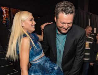 Engaged boos Gwen Stefani & Blake Shelton were the surprise stars in this year's biggest sporting event. Hear about their adorbs Super Bowl commercial here.