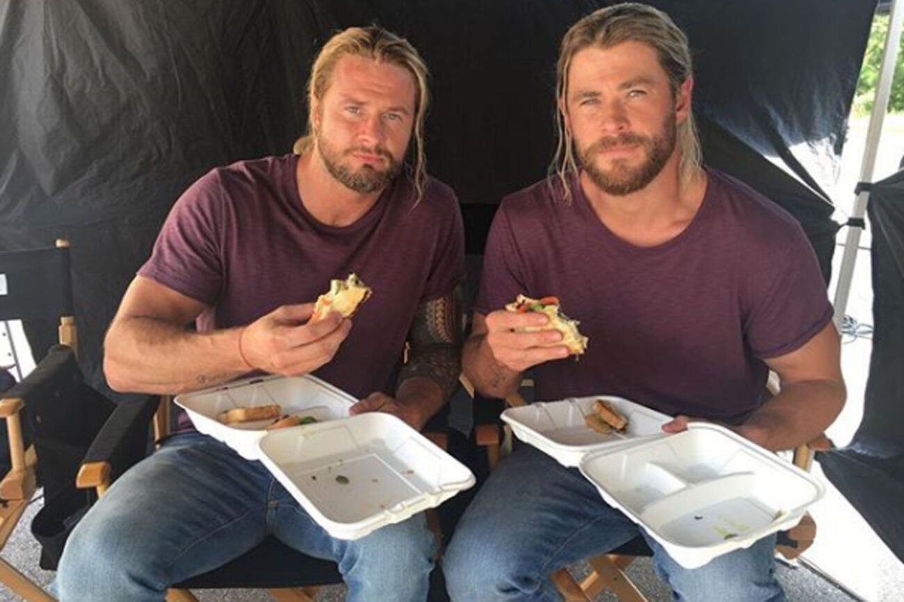 Chris Hemsworth's body double share the challenges of trying to get that Thor physique. Learn more about the challenges of being the double for Thor.