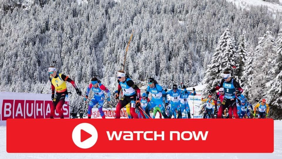 The 2021 IBU Biathlon World Championships are taking place in Pokljuka. Take a look at the best ways to watch this skiing & shooting event.