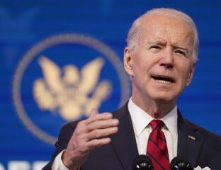 The Defense Department confirmed earlier this week that President Joe Biden ordered an airstrike. Is he ignoring his own policies?