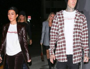 The internet thinks Kourtney Kardashian has a new boyfriend and they're excited about the prospect. Here's why they think she's dating Travis Barker.