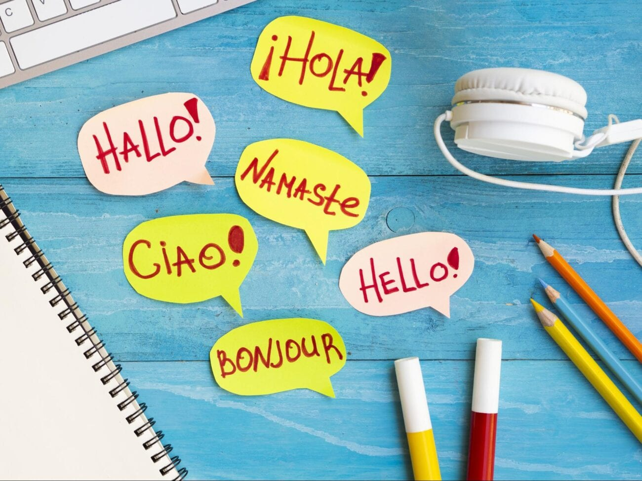 Learning a new language can be difficult. Here are some easy steps to follow to help you master the language of your choice.