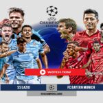 Lazio is facing Bayern Munich in the round of 16 of the UEFA Champions League. Take a look at the best ways to live stream this great match.