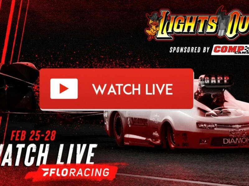The Diamond Pistons 2021 Lights Out 12 is taking place now. Take a look at some of the best ways to live stream this FloRacing event.