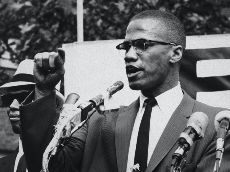 A man's death bed confession gives key information on a 55-year-old assassination. Who really killed Malcolm X?