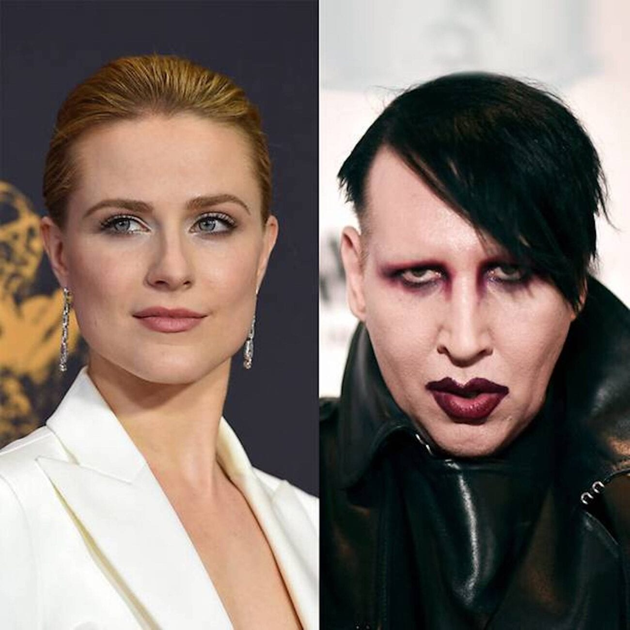 Why did the police go to Marilyn Manson's house days after Evan Rachel Wood's abuse allegations? Learn the details about the police presence.