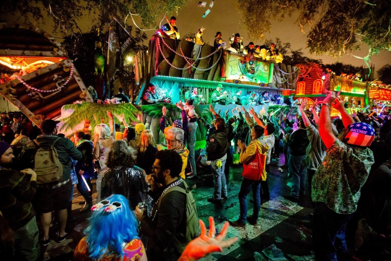 Mardi Gras is one of the biggest celebrations of the year, especially in New Orleans. Take a look at the festivities and what it'll look like in 2021.