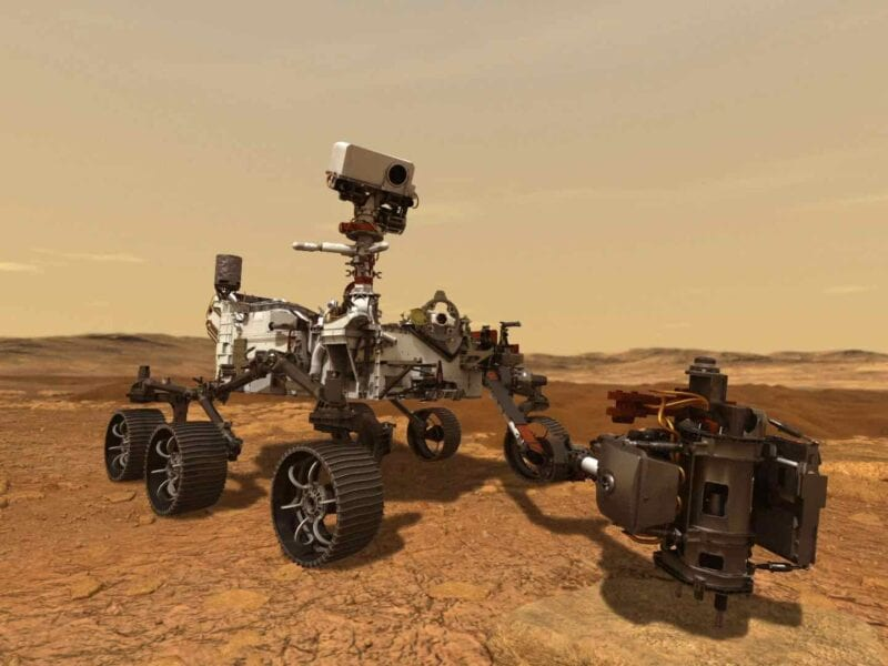 Scientific history was made earlier this week when the Perseverance rover captured the first recordings on Mars. See the hilarious twitter reactions.