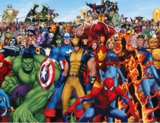 Most of us are familiar with Marvel superheroes, but do you know who created the universe? Learn more about the founding fathers.