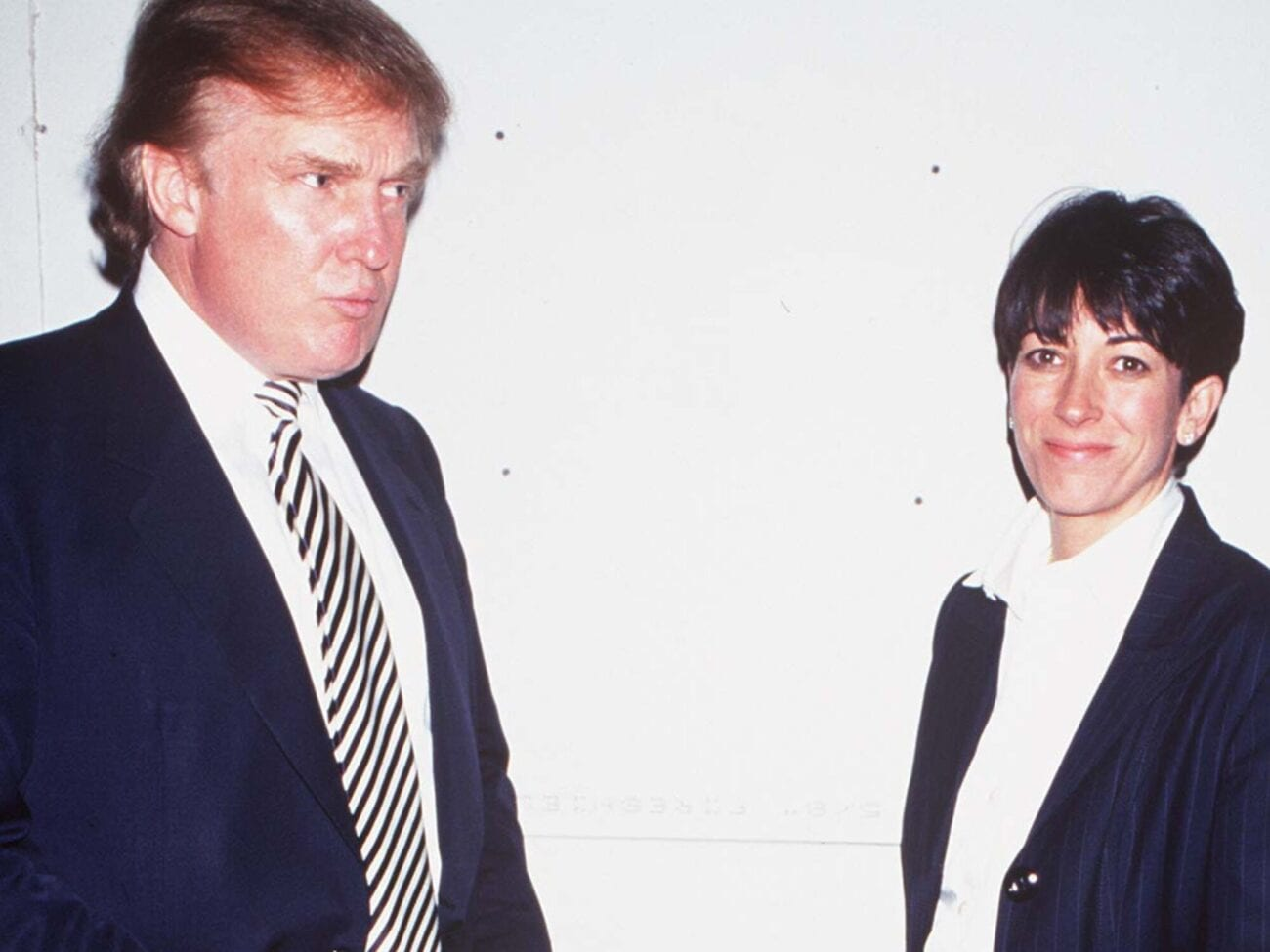 Just how close were Jeffrey Epstein's ex-lover and the former US President? See the photos of Ghislaine Maxwell and Donald Trump here.
