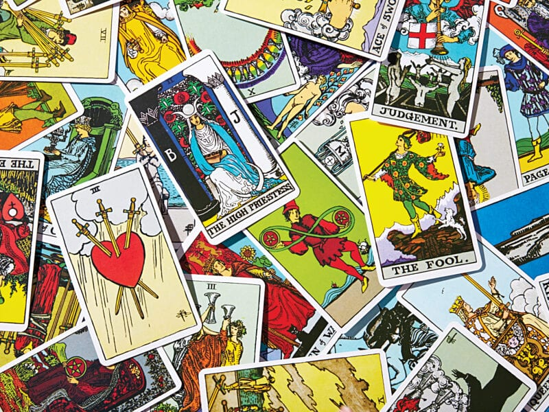 Want to learn how to read tarot cards? Start with our introductory guide to the meaning behind them and how to pick out your perfect deck.