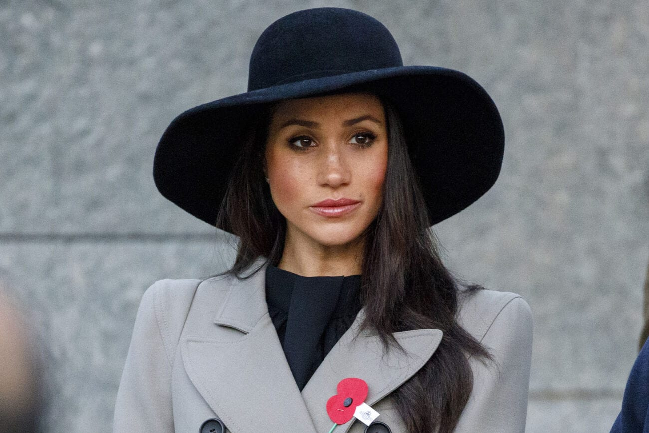 Meghan Markle gets blasted in the news every time Prince Andrew gets in trouble. Are they out to get her?