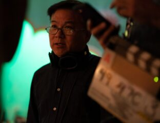 'The Right One' is a new film by director Ken Mok. Discover what Mok had to say about the film and his legendary producing career.