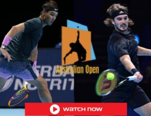 Rafael Nadal is facing Stefanos Tsitsipas in the quarterfinals of the Australian Open. Take a look at the best ways to stream this great tennis match.