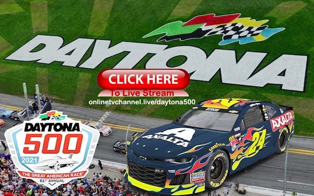 If you are looking for the Daytona 500 2021 live stream then you've come to the right place. Watch the NASCAR live stream now.