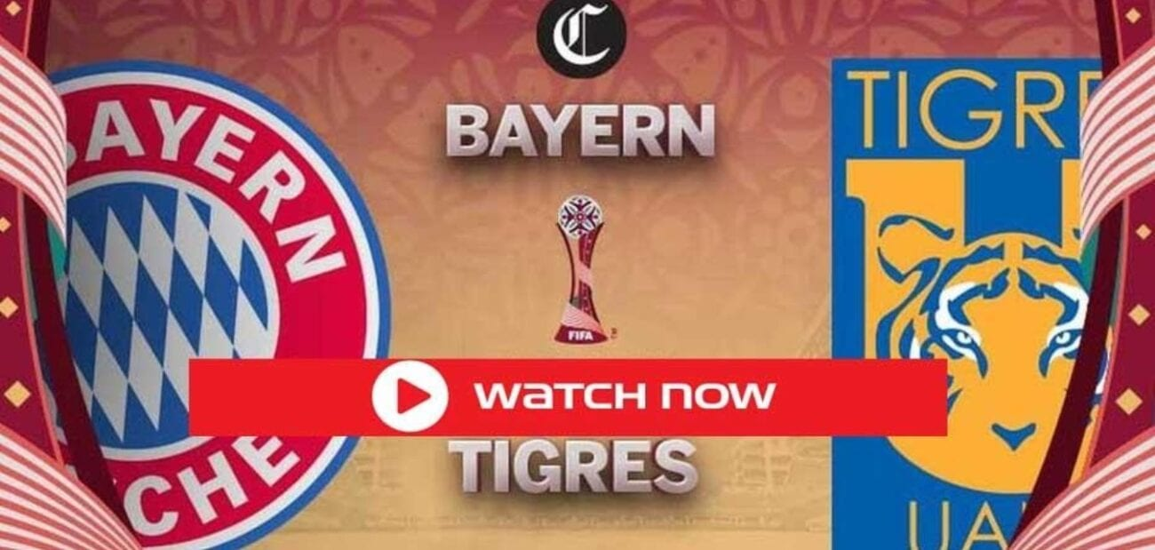 Bayern is set to take on the Tigres in the FIFA World Cup Final. Find out how to live stream the soccer championship here.