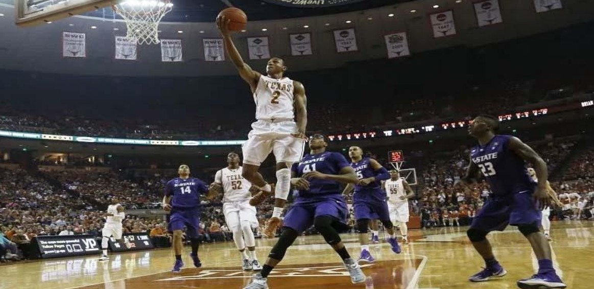 Texas is set to face Kansas State. Find out how to live stream the college basketball game online for free.