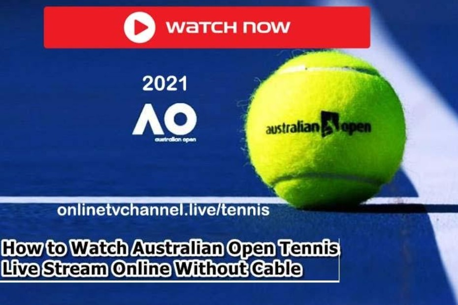 The Australian Open Tennis is here. Learn how to live stream the anticipated tennis match online for free.