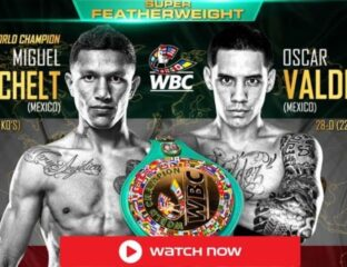 Oscar Valdez is gearing up to face Berchelt. Discover how to live stream the anticipated boxing match online.