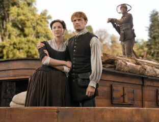 Grab your tri-corner hat, Starz's hit 'Outlander' in filming season 6. Can the pandemic destroy our favorite love saga?