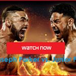 Joseph Parker is facing Junior Fa in a boxing match for New Zealand pride. Take a look at the best ways to live stream this exciting fight.