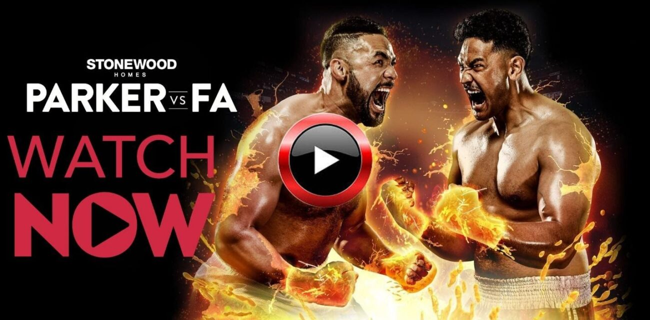 Joseph Parker is taking on Junior Fa in a New Zealand boxing match. Take a look at all of the best ways to live stream this exciting boxing fight.