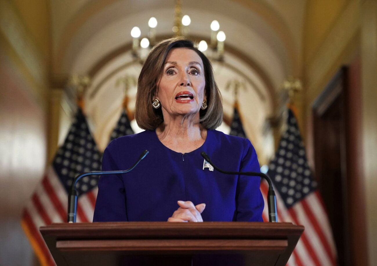 Nancy Pelosi has had quite a long career in politics these past decades, so what does her net worth look like? Find out just how much money she earns here.