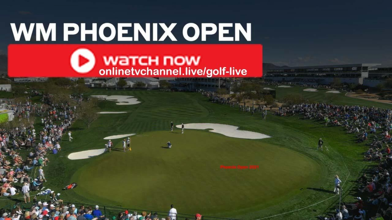 The 2021 Phoenix Open begins February 4th. Take a look at the best ways to stream this fantastic golf tournament in the PGA Tour.