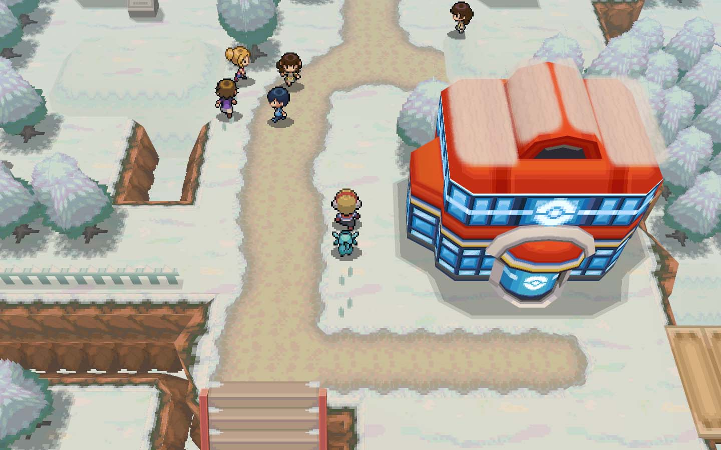 Need more than just the base 'Pokemon' games in your life? Try out these fan games like 'Pokemon Planet', 'PokeMMO', and more!