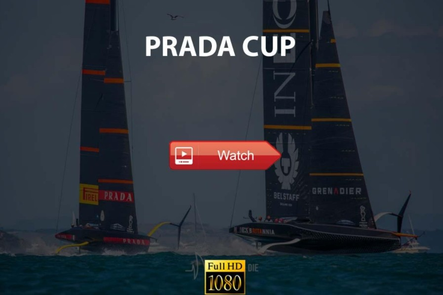 Prada Cup is here. Find out how to live stream the 2021 racing event for free online.